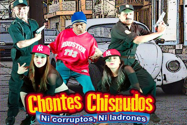 APP CHONTES-CHISPUDOS