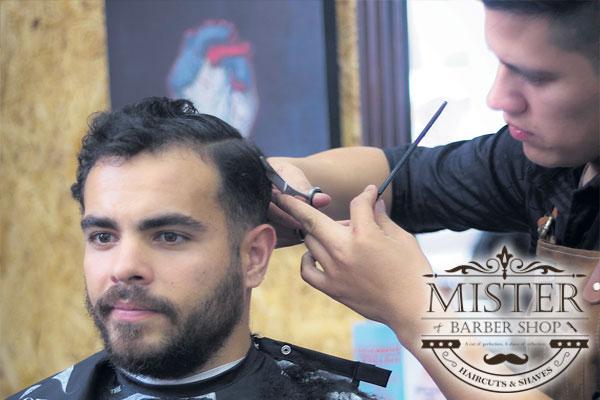 Mister Barber Shop Guatemala