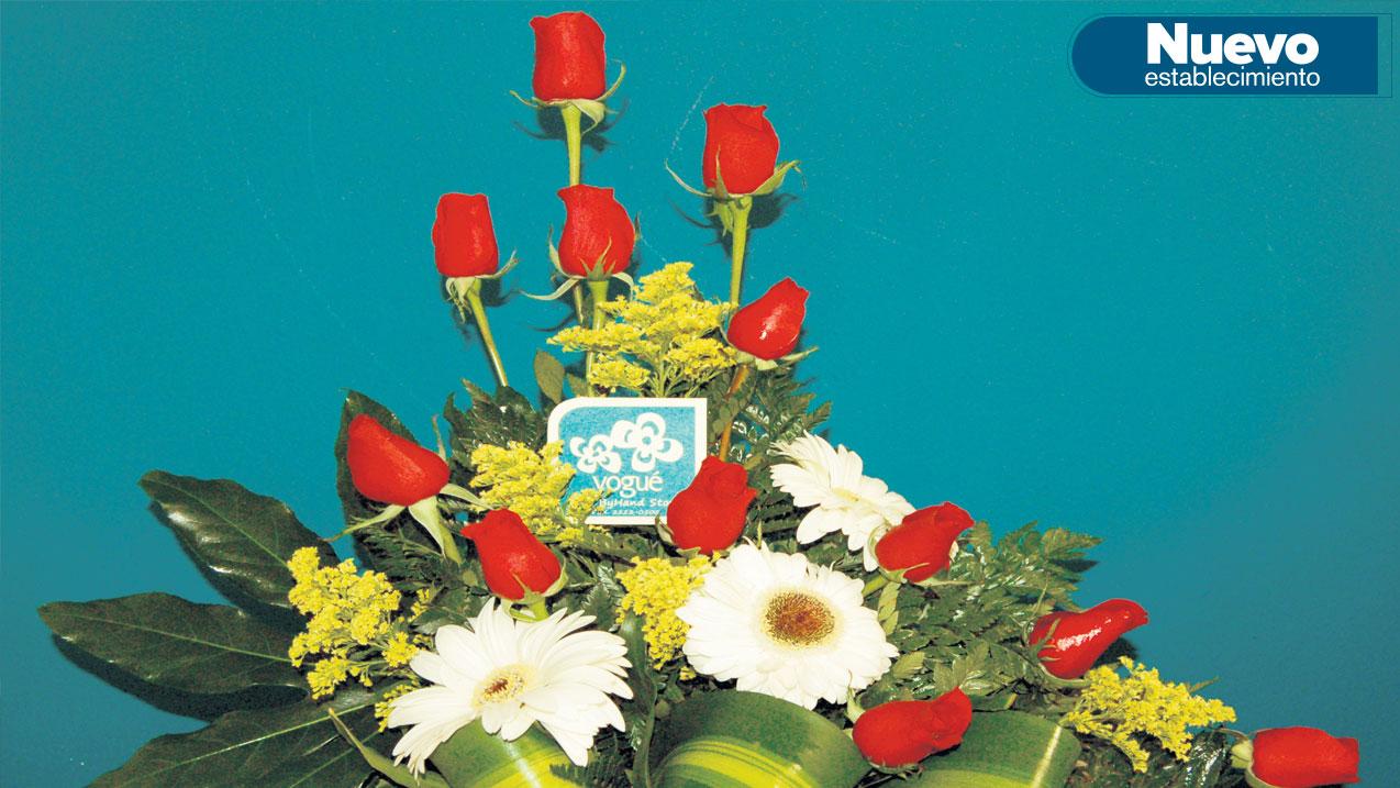 Florales Vogué