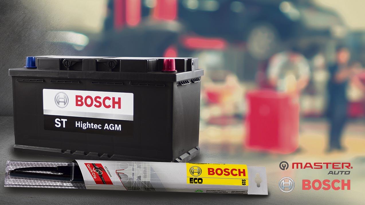 Master Auto Bosch